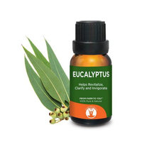 Gurunanda Eucalyptus Oil, 15 ml