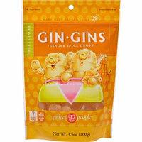 Ginger People Ginger Spice Drops - 3.5 oz - Case of 24