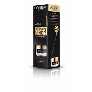 L'Oreal Paris Super Liner Gel Intenza 36h, Profound Black, 2.8g