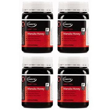 (4 PACK) - Comvita - UMF 10+ Manuka Honey | 250g | 4 PACK BUNDLE