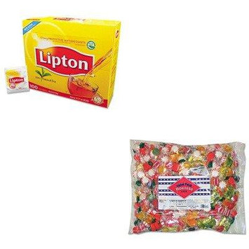 KITLIP291MFR430220 - Value Kit - Mayfair Assorted Candy Bag (MFR430220) and Lipton Tea Bags (LIP291)