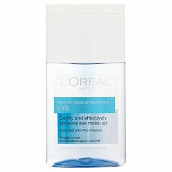 L'Oréal Paris Dermo-Expertise Gentle Eye Make Up Remover (125ml) - Pack of 2