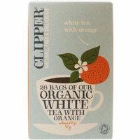 (3 PACK) - Clipper - Organic White Tea Orange | 26 Bag | 3 PACK BUNDLE