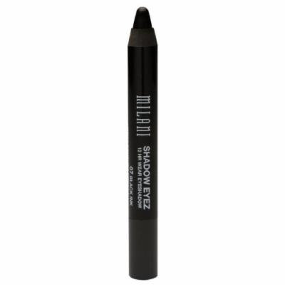 Milani Shadow Eyez 12 HR Eyeshadow Pencil, Black Ink 0.1 oz