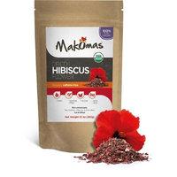 Makomas KMS000102 Organic Dried Hibiscus Flowers