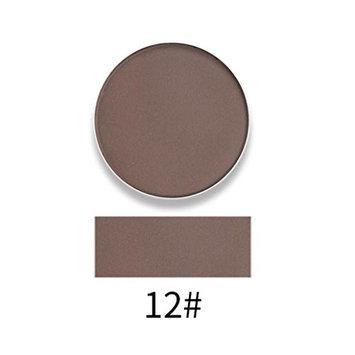 RNTOP Matte Long Lasting Colorful Eyeshadow Eye Shadow Press Powder Cosmetics Makeup