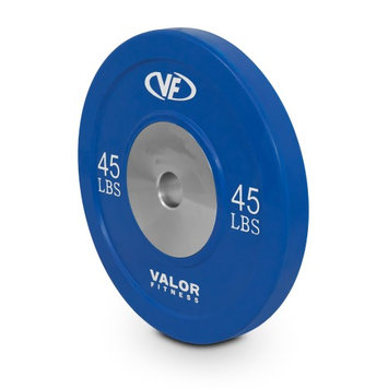 Valor Athletics Inc. Valor Fitness Bumper Plate X