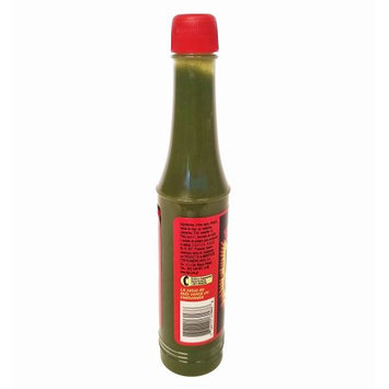 B & B B Picamas Green Hot sauce 3.52 oz - Salsa verde picante (Pack of 12)