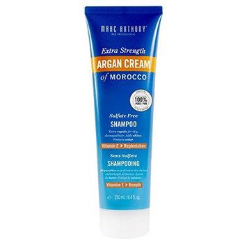Marc Anthony Argan Cream Conditioner 8.4 Ounce Extra-Strength (250ml) (6 Pack)