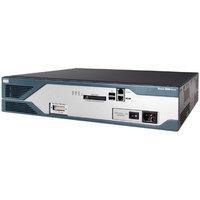 Cisco 2851 Integrated Services Router - 4 x HWIC, 3 x PVDM - 2 x USB, 2 x 10/100/1000Base-T LAN