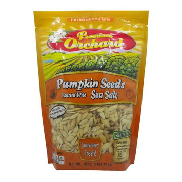 Mixed Nuts Inc PUMPKIN SEEDS ROAST & SALT 16oz