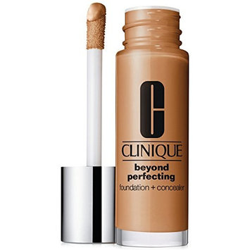 Clinique Beyond Perfecting Foundation + Concealer, 1 oz / 30 ml, 23 Ginger (D-N)
