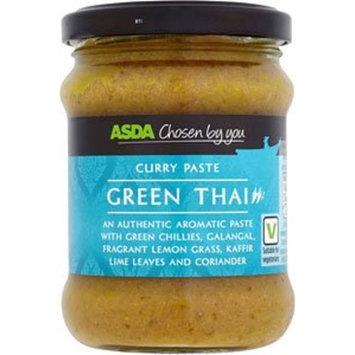 Asda Thai Green Curry Paste 220g
