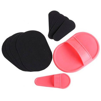 Bhbuy Smooth Legs Skin Pad Arm Face Upper Lip Hair Removal Remover Set Exfoliator Pads