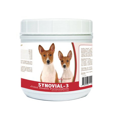 Healthy Breeds 840235103608 Basenji Synovial-3 Joint Health Formulation - 120 Count
