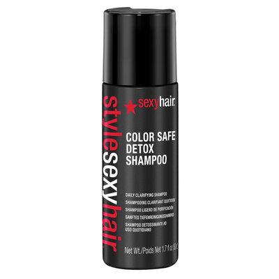 Sexy Hair Style Color Safe Detox Shampoo 1.7 oz
