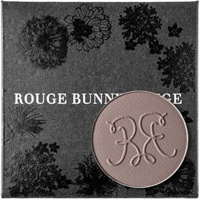 Long-lasting Matt Eye Shadow Blackpepper Jay REFILL (045) 2 g by Rouge Bunny Rouge