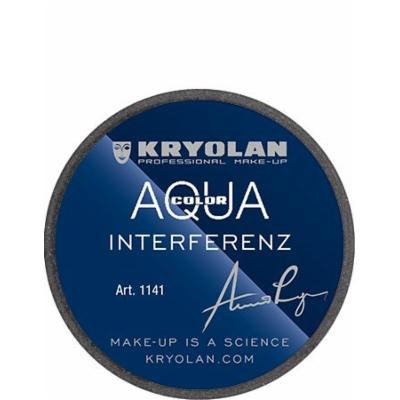 Kryolan 1141 Aquacolor Interferenz 8ml (Iridescent Wet Makeup) (071 G)