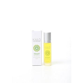 Kailo Organic Chakra Therapy - Heart Chakra Essence (aromatherapy + energy work roller)