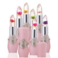 Alonea Bright Flower Crystal Jelly Lipstick Magic Temperature Change Color Lip