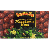 Hawaiian Sun Macadamia Nuts Chocolate