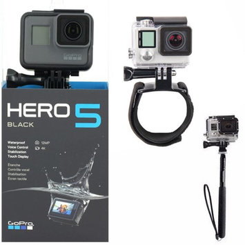Teds GoPro HERO5 Black 12 MP Waterproof 4K Camera Camcorder with Accessory Kit