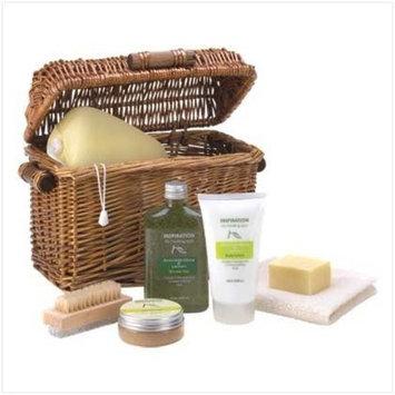 Healing Spa Bath Basket by Home Locomotion