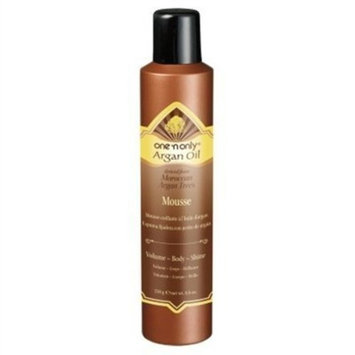 One N Only Argan Oil Mousse 8.8oz (6 Pack) by one 'n only