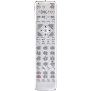 Amertac 8 Dev Tv/Vcr/Dvd/Sat/Cbl/Dvr/Hd Adv Dvr/Dvd/Sat/Learning Keys
