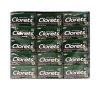 Canels-clorets-adams Clorets Gum 60 x 2 units - Chicles (Pack of 6)