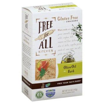 Partners Gluten Free Crackers