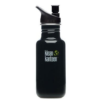 Klean Kanteen Stainless Steel Bottle with 3.0 Sport Cap []