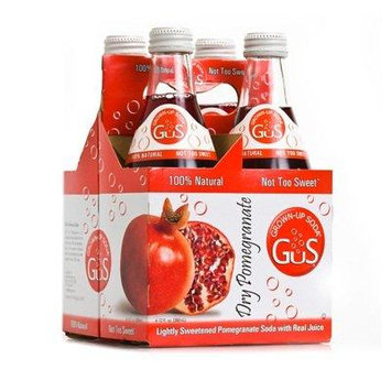 Grown-Up Soda Dry Pomegranate (6x4Pack )