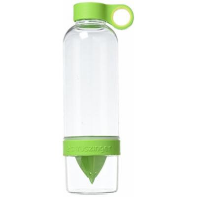 Zing Anything Citrus Zinger Water Bottle, CZ100Green