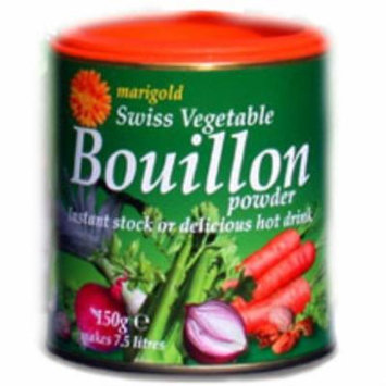 (12 PACK) - Marigold - Org Veg Bouillon Powder | 150g | 12 PACK BUNDLE