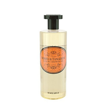 Naturally European Neroli & Tangerine Luxury Refreshing Shower Gel 500ml
