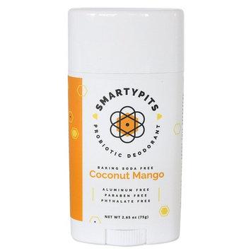 SmartyPits - Natural/Aluminum Free Prebiotic Deodorant (Baking Soda Free)
