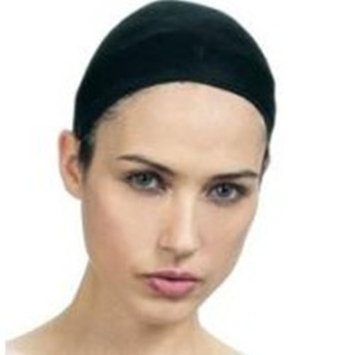 Qfitt Wig Cap In Sheer Black. 2pcs by M&Co
