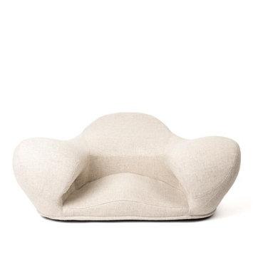 Alexia Meditation Seat D371-E063 Meditation Leather Seat Sand