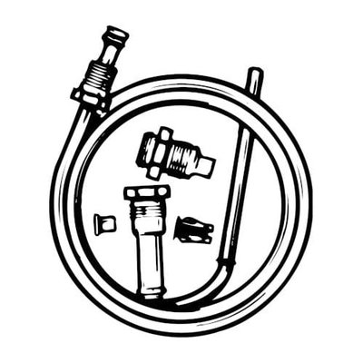 ProSelect PSTC36 36 Inch Universal Thermocouple Package