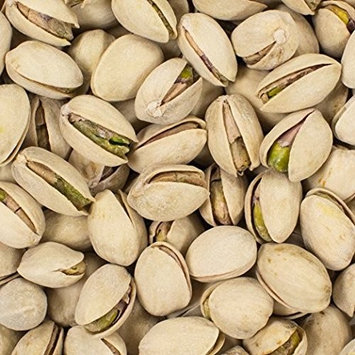 Pistachios Roasted Unsalted by Its Delish, 10 lbs [Roasted Unsalted]