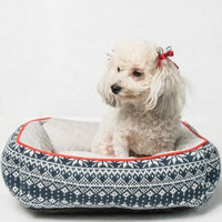 Wit & Delight™ Sweater Knit Pet Bed - Small