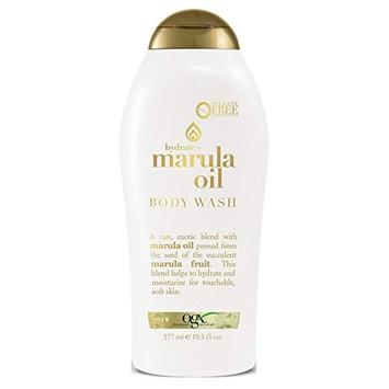 Ogx Body Wash Marula Oil Hydrate 19.5 Ounce (577ml) (6 Pack)