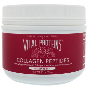Vital Proteins, Collagen Peptides, Mixed Berry, 10 oz (285 g) [Flavor : Mixed Berry]