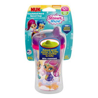 Nuk Usa, Llc Nuk Shimmer and Shine Hard Spout Cup 9 oz 1-Pack (2017)