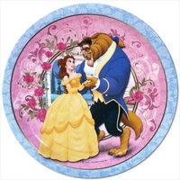 Hallmark Beauty & The Beast Dinner Plates (8-pack)