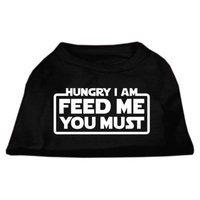 Ahi Hungry I am Screen Print Shirt Black Med (12)