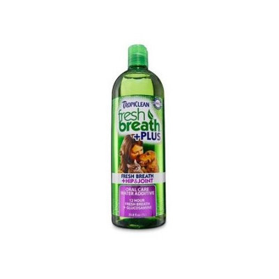 Tropiclean-Fresh Breath Water Additive Plus Hip & Joint 33.8 Ounce 001831