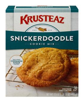 Krusteaz Cookie Mix Snickerdoodle