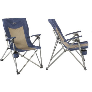 Kamprite Kamp-Rite 3 Position Hard/Arm Reclining Chair w/Cup Holder SKU: CC133